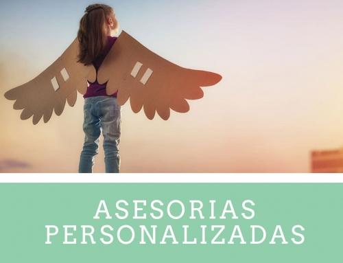 Asesorías personalizadas Presenciales y On line