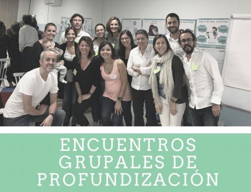 Encuentros Grupales de Profundización