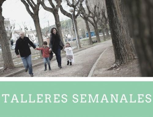 TALLER SEMANAL DE DISCIPLINA POSITIVA  PARA PADRES, MADRES Y EDUCADORES PRESENCIAL