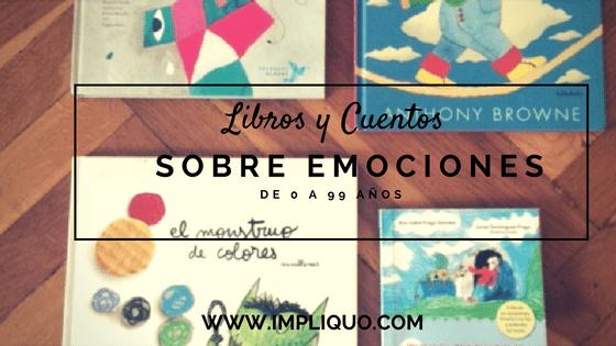Cuento sobre emociones para niños