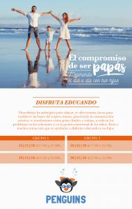 Taller Intensivo Jueves : Disfruta educando con Impliquo @ Penguins Barcelona | Alacant | Comunidad Valenciana | España