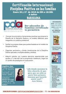 Barcelona, Certificacion Internacional Disciplina Positiva en las familias. @ barcelona  | Pamplona | Navarra | España