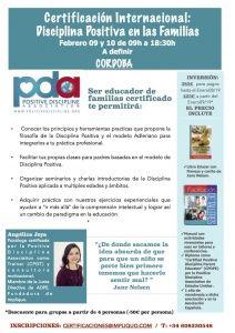 Cordoba, Certificacion Internacional Disciplina Positiva en las familias. @ Cordoba | Pamplona | Navarra | España