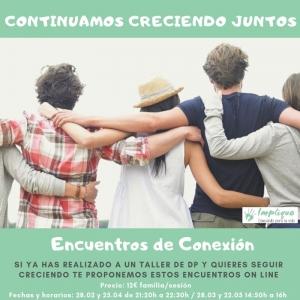 ENCUENTRO DE CONEXIÓN ON-LINE (Noche) @ ZOOM PLATAFORMA ONLINE