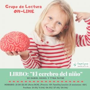 CLUB DE LECTURA ON-LINE: EL CEREBRO DEL NIÑO @ ZOOM PLATAFORMA ONLINE