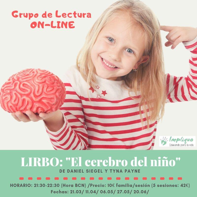 libro el cerebro del niño
