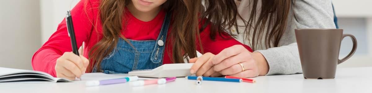 enseñar metodo de estudio a mis hijos